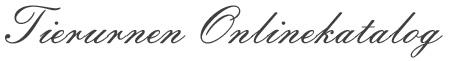 Tierurnen online kaufen Logo